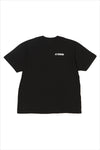 LOGO T-SHIRT:Black