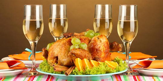 Best Wine Pairing with Turkey