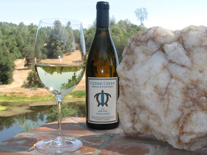 Sierra Foothill's Most Exclusive Estate Grown Wine