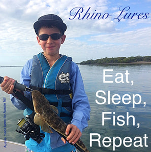 Learn to fish soft plastics- Weather to fish?