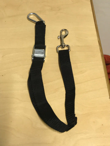 TraySafe Single Safety Harness/Cambuckle - Skulldrag Industries