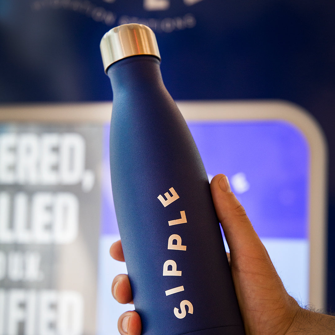 Sipple bottle