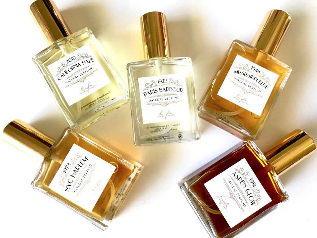 Soul Series Fragrance Collection