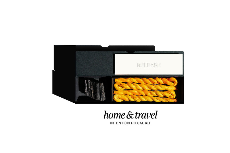 HOME AND TRAVEL INTENTION RITUAL KIT