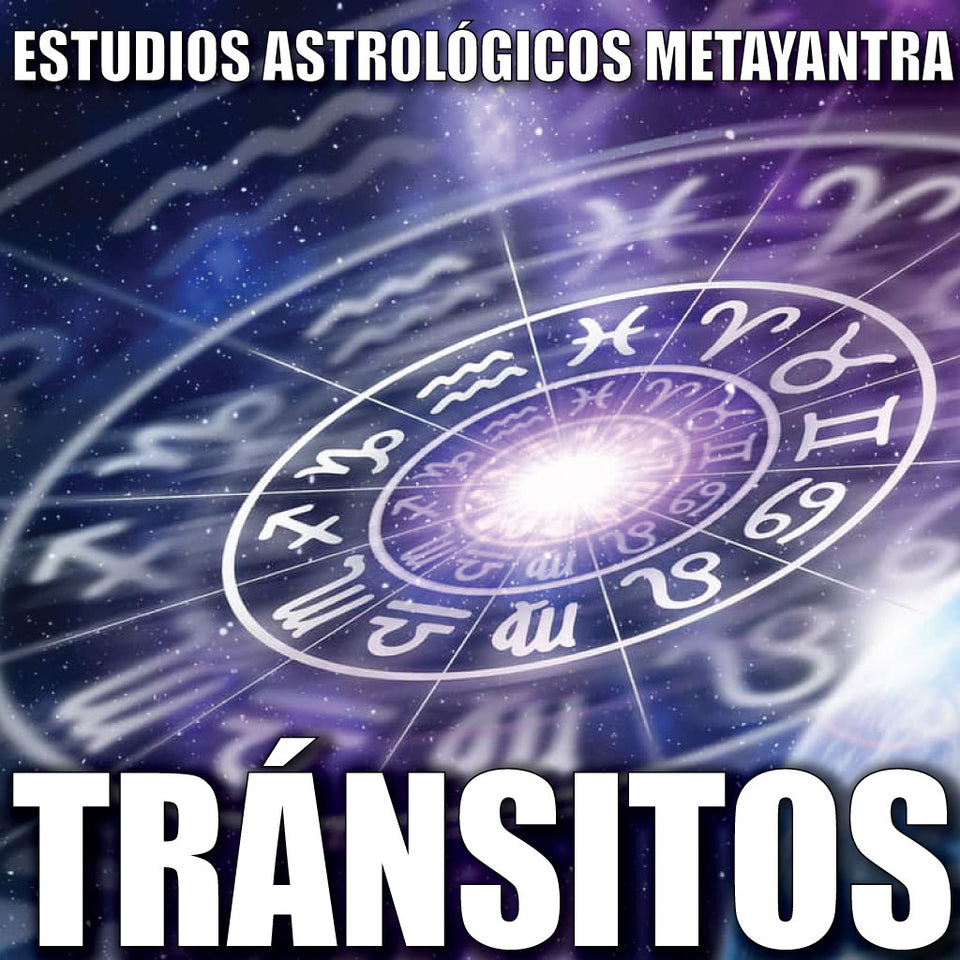 TRÁNSITOS ASTROLÓGICOS