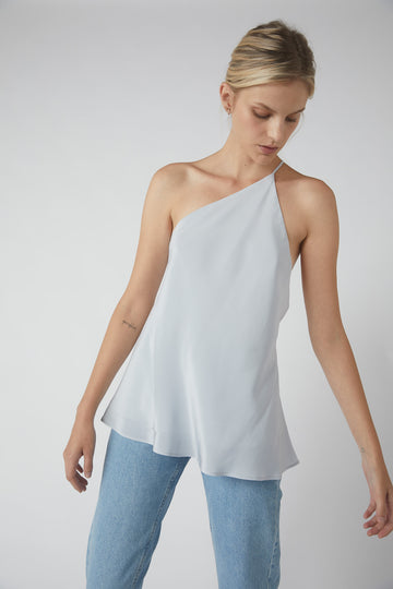 One Symmetrical Cami / Powder Blue