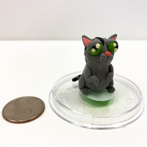 Cute Kitty Figurine