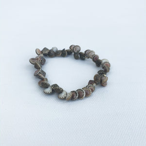 Small Snail Shell Bracelet