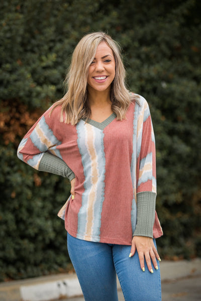 Parting Ways Long Sleeve Dolman