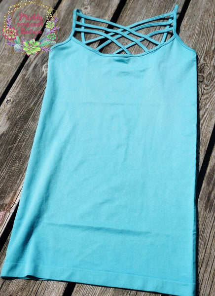Criss Cross Camisole