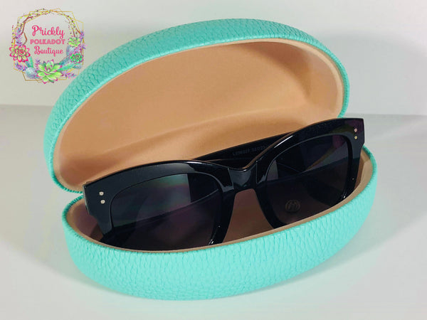 Rounded Hard Sunglasses Case