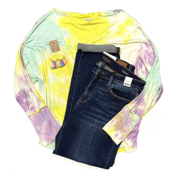 Sunshine & Fun Dolman Top