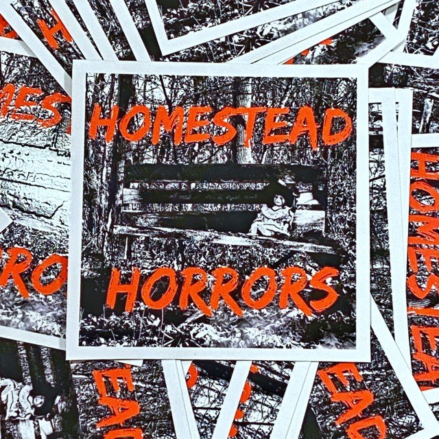 Homestead Horrors Sticker