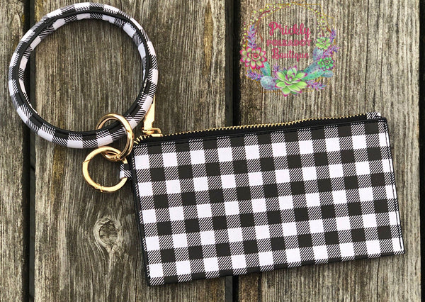 Wristlet Purse w/ Quick Release Loop