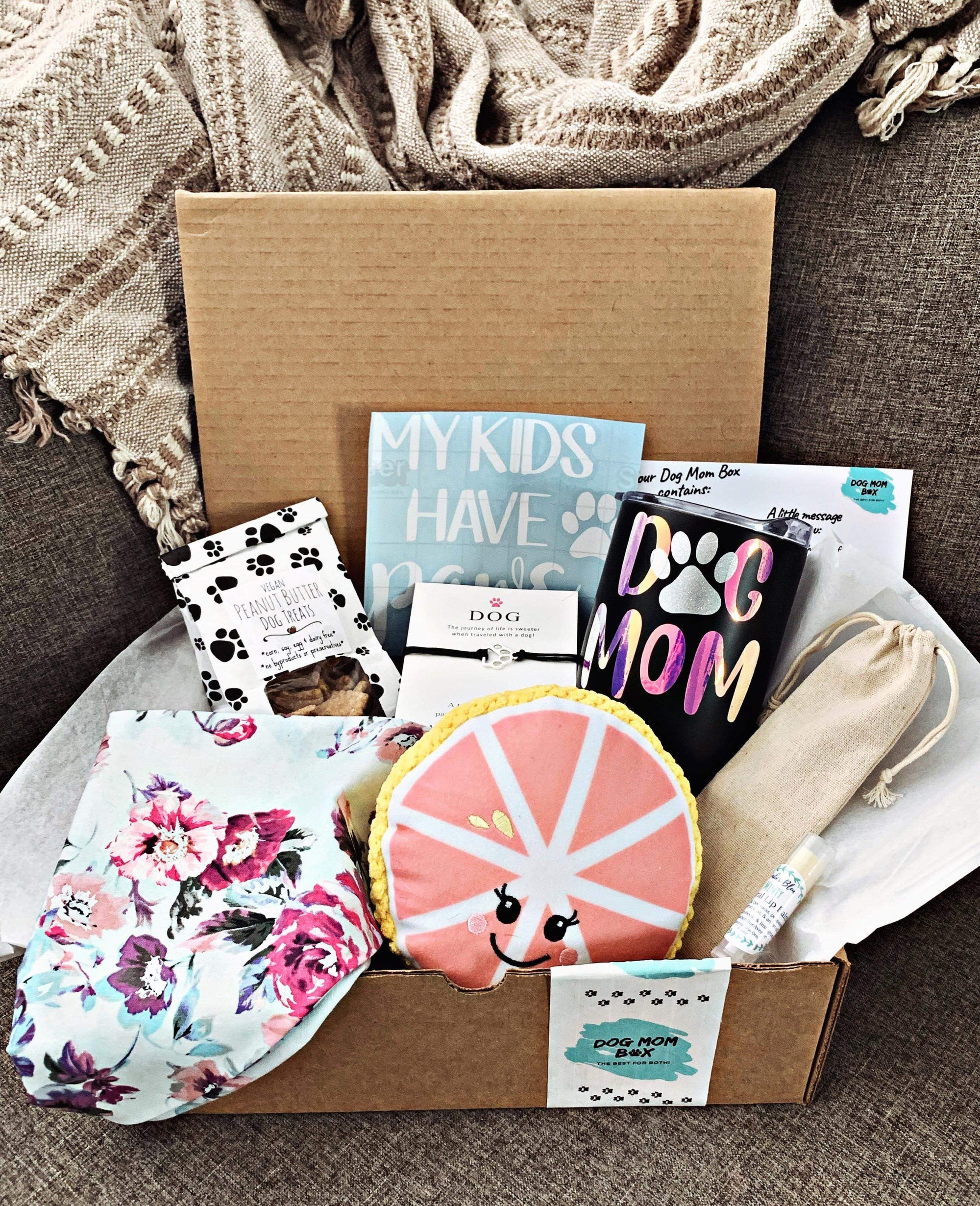 Subscription - Dog Mom Box