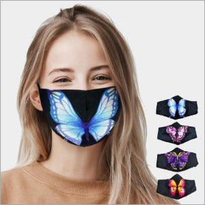 Fashion Mask - Butterfly