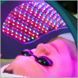 Red Light Facial Anti-Age Collagen Treatment