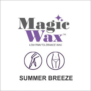 Magic Wax Hair Removal - Summer Breeze (Full Legs/Brazilian) single treatment