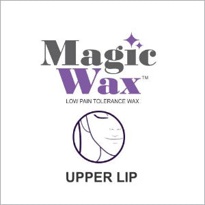 Magic Wax Hair Removal - Upper Lip Single Treatment