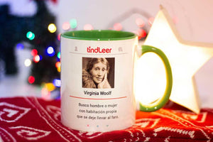 Taza Virginia Woolf