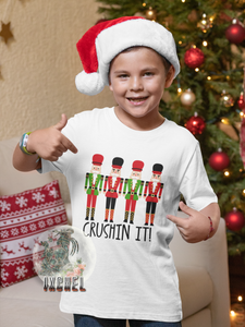 Youth- Holiday Shirt