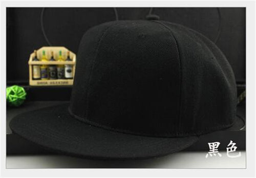 Good Quality Solid Color Snapback