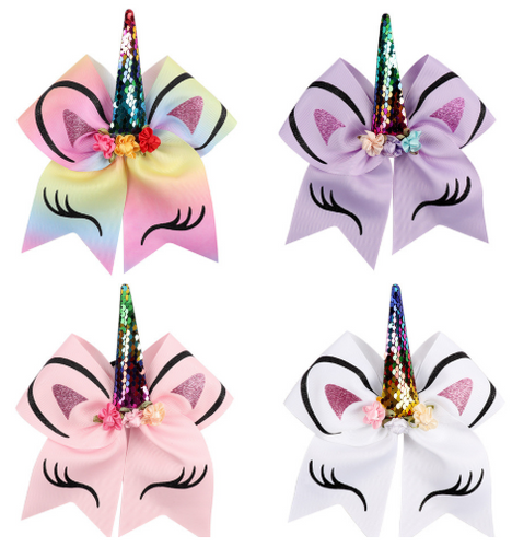 Unicorn bows-Big
