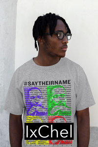 Say Their Name unisex shirt