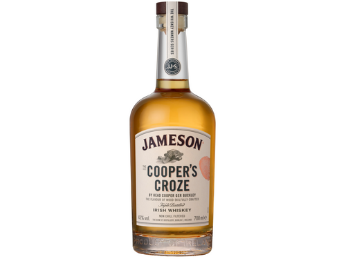 Jameson Irish Whiskey The Cooper's Croze 700ml