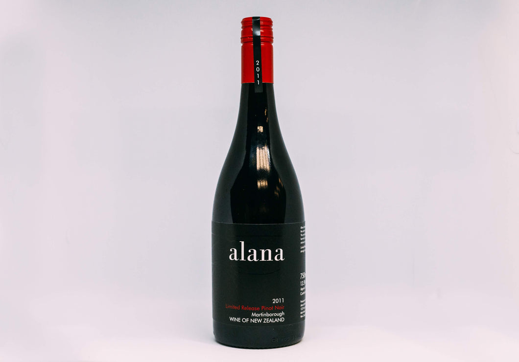 Limited Release Pinot Noir, 2011