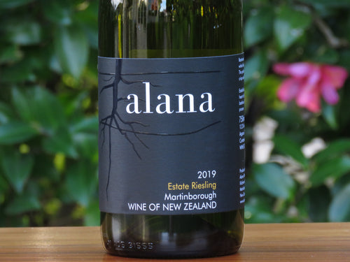 Alana Riesling, 2019 (NEWLY RELEASED)