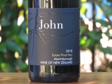 Load image into Gallery viewer, John's Wines
