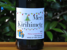 Load image into Gallery viewer, Meri Kirihimete Pinot Noir (Lumiere)