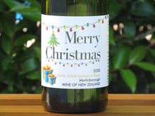 Load image into Gallery viewer, Merry Christmas Sauvignon Blanc