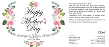 Load image into Gallery viewer, Sav Blanc Happy Mother's Day