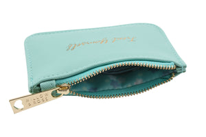 Willow & Rose Treat Yourself Teal Purse