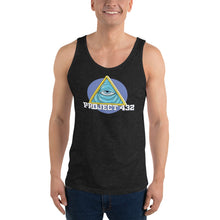 Load image into Gallery viewer, All Seeing Eye Unisex Tank Top