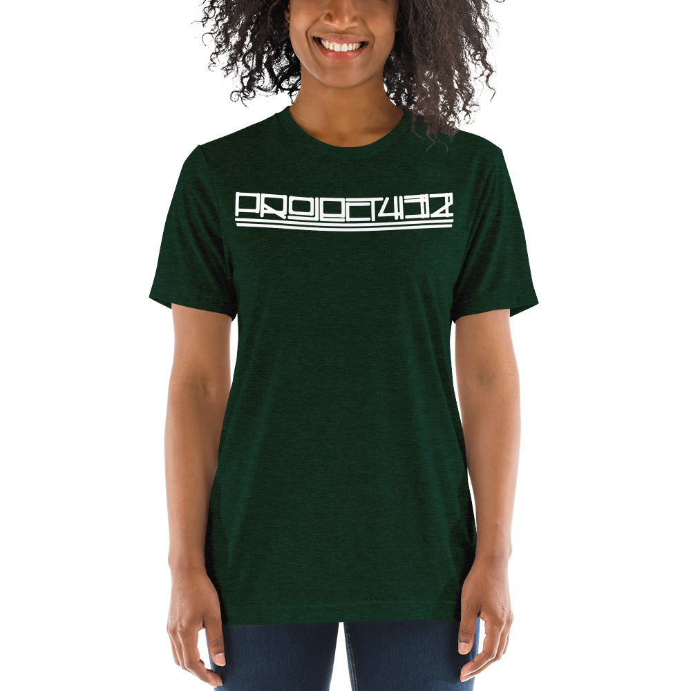 Women's Project 432 Font Short Sleeve T (1)