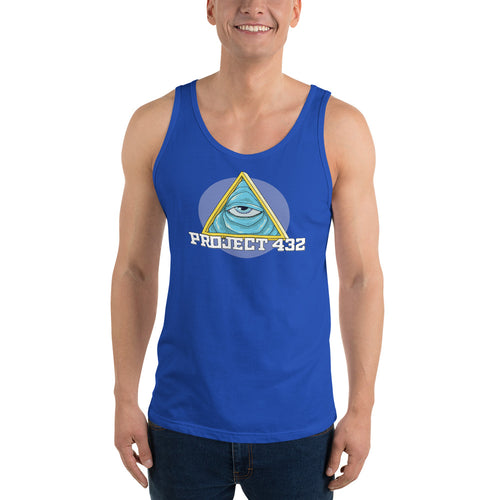 All Seeing Eye Unisex Tank Top