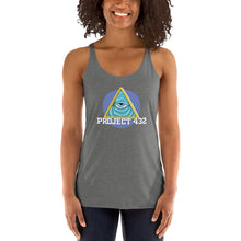 Load image into Gallery viewer, All Seeing Eye Women's Racerback Tank