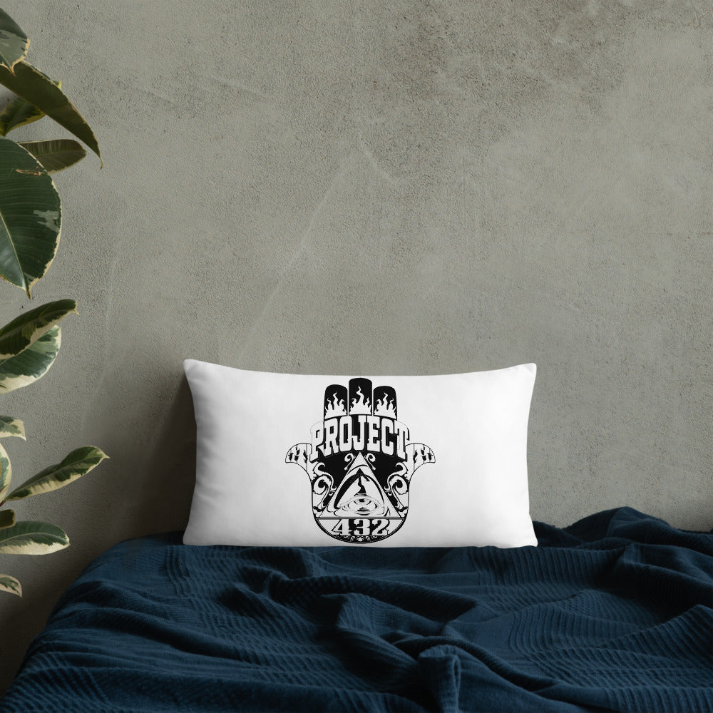 Hamsa Basic Pillow