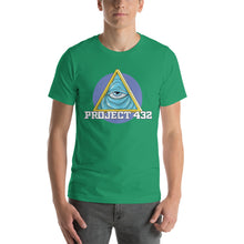 Load image into Gallery viewer, All Seeing Eye Short-Sleeve T-Shirt