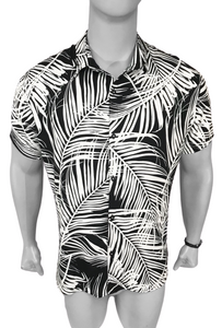 Camisa Hombre Party 21 - Negro