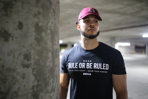 Rule or be Ruled Front