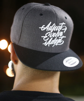 Adjust, Evolve, Adapt Snapbacks