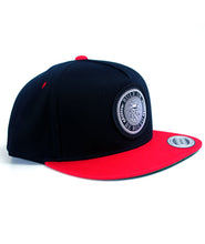 Load image into Gallery viewer, 2-Tone Patch Snapback