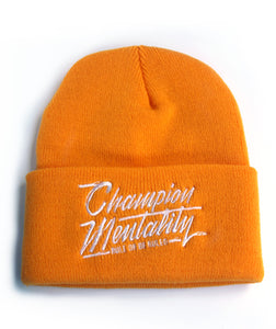 Champion Mentality Beanies
