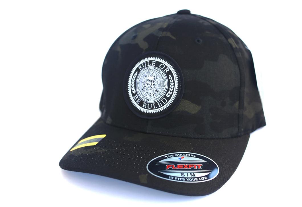 Fitted Patch Hats