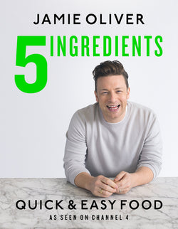 5 Ingredients - Quick & Easy Food: The UK edition