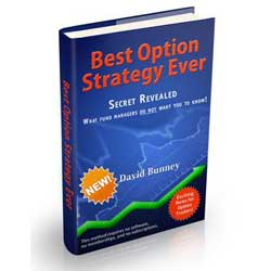 Best Option Strategy Ever - eBook by David Bunney- Proven Method